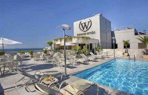 โรงแรมในบราซิล